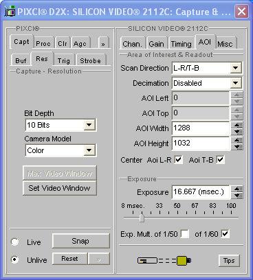 SILICON VIDEO® 2112 User's Manual